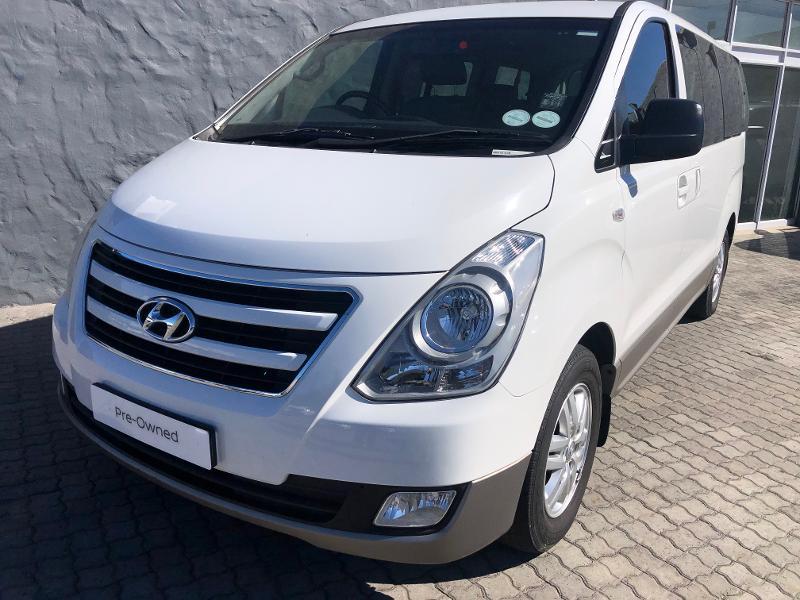 Hyundai H1 2.5 Vgti Elite Bus At