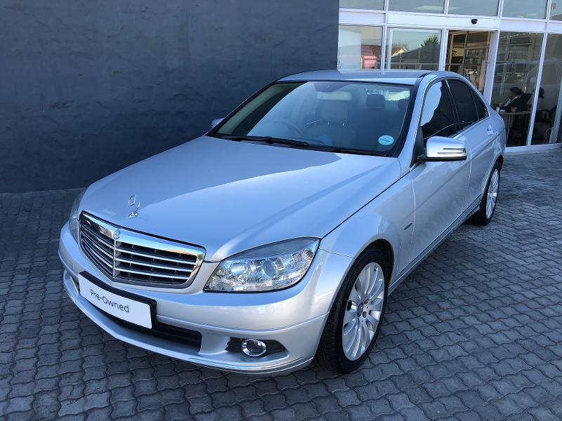 Mercedes-Benz C200 Cgi Be Elegance