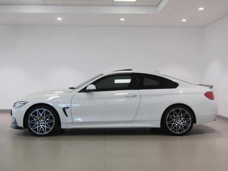 BMW 4 Series Coupe 435i M Sport Sports Steptronic