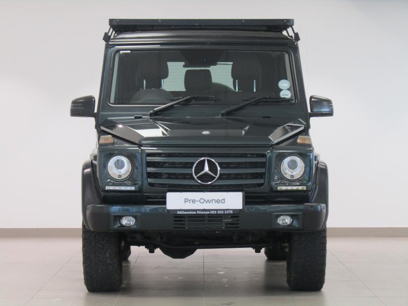 Mercedes-Benz G-Class G 350 Bluetec 7G-Tronic