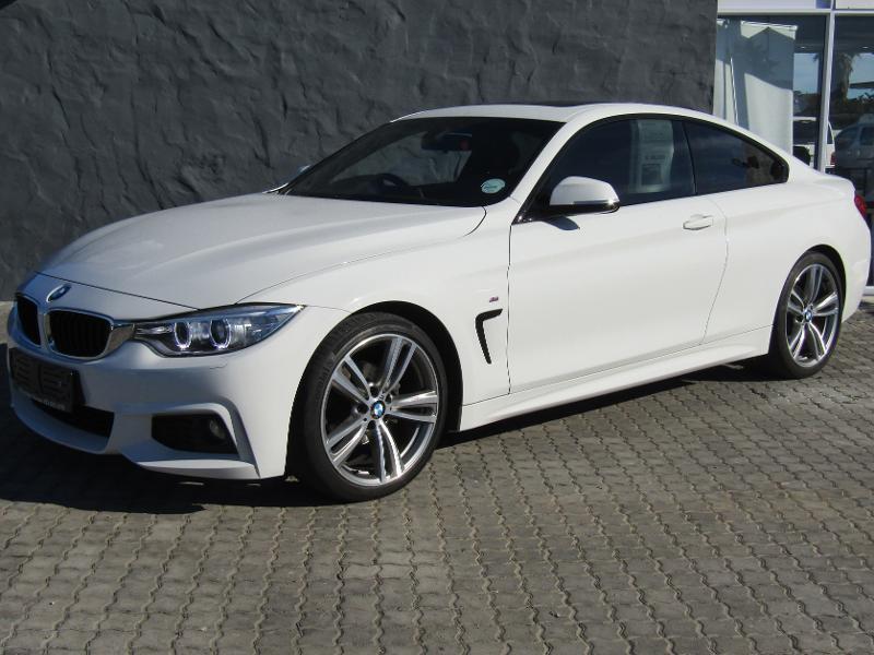 BMW 4 Series Coupe 420i M Sport Steptronic