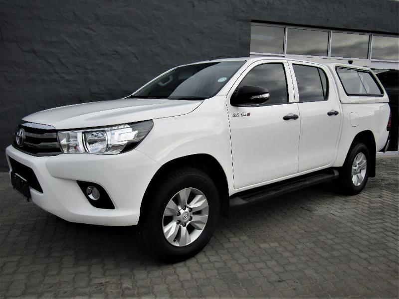 Toyota Hilux 2.4 Gd-6 D/cab 4X4 Srx