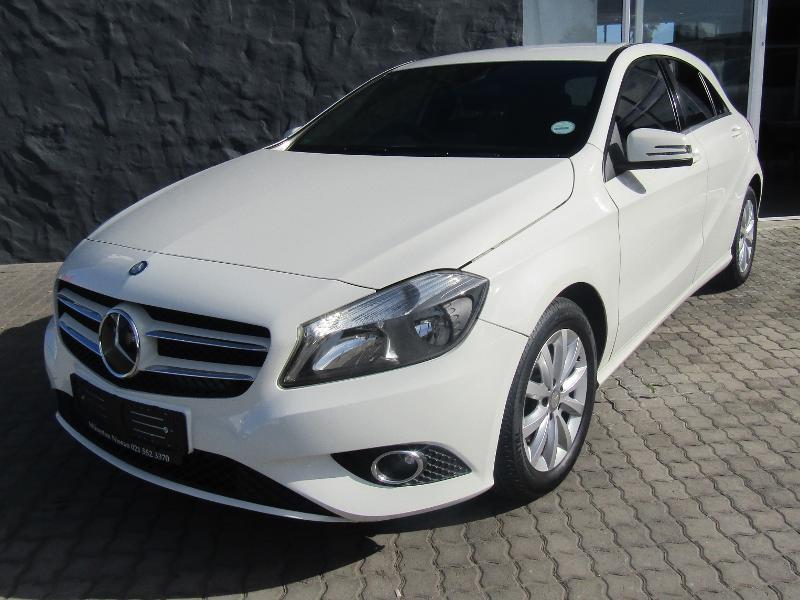 Mercedes A-Class 200 Blueefficiency Exclusive