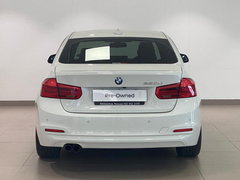 BMW 3 Series Sedan 320d Sports Steptronic