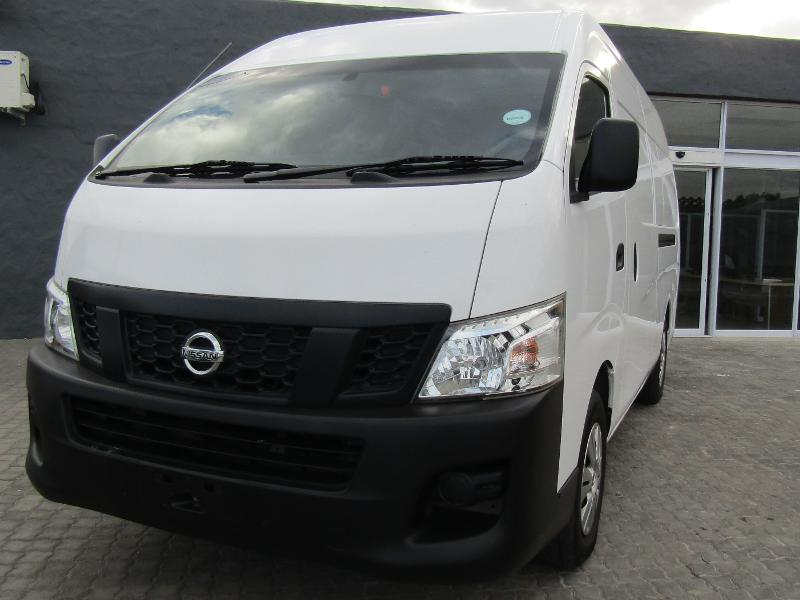 Nissan Nv350 2.5 D Wide Body Panel Van