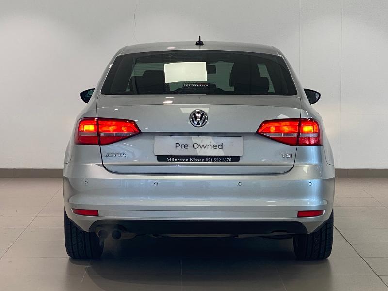 Volkswagen Jetta My16 1.4 Tsi Comfortline Dsg