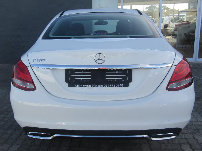 Mercedes-Benz C-Class Sedan C 180 Be 7G-Tronic Plus