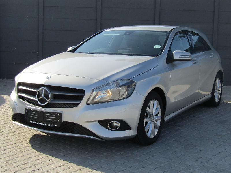 Mercedes-Benz A-Class A 180 Blueefficiency 7G-Dct
