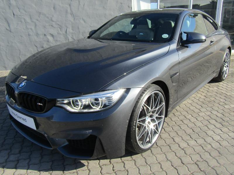 BMW 4 Series Coupe Coupe M-Dct
