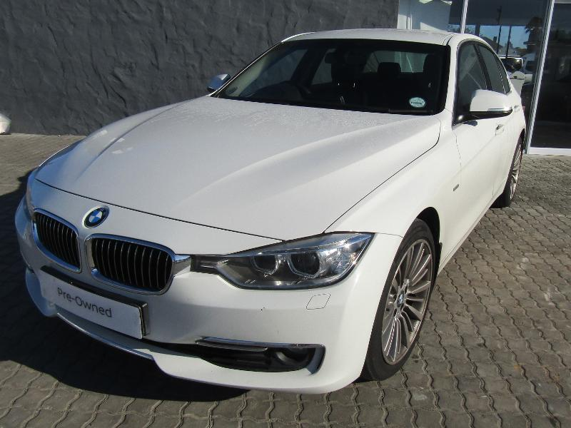 BMW 3 Series Sedan 328i Luxury Line Steptronic