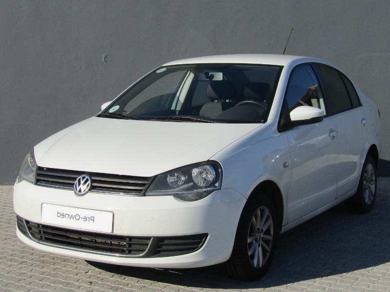 Volkswagen Polo Vivo Sedan My17 1.4 Trendline