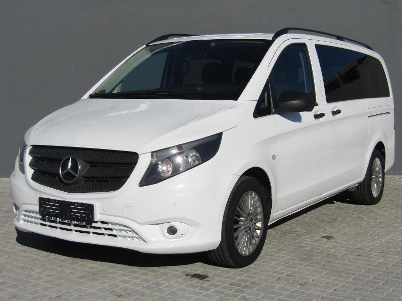 Mercedes-Benz Vito 119 2.2 Cdi Tourer Select 7G-Tronic