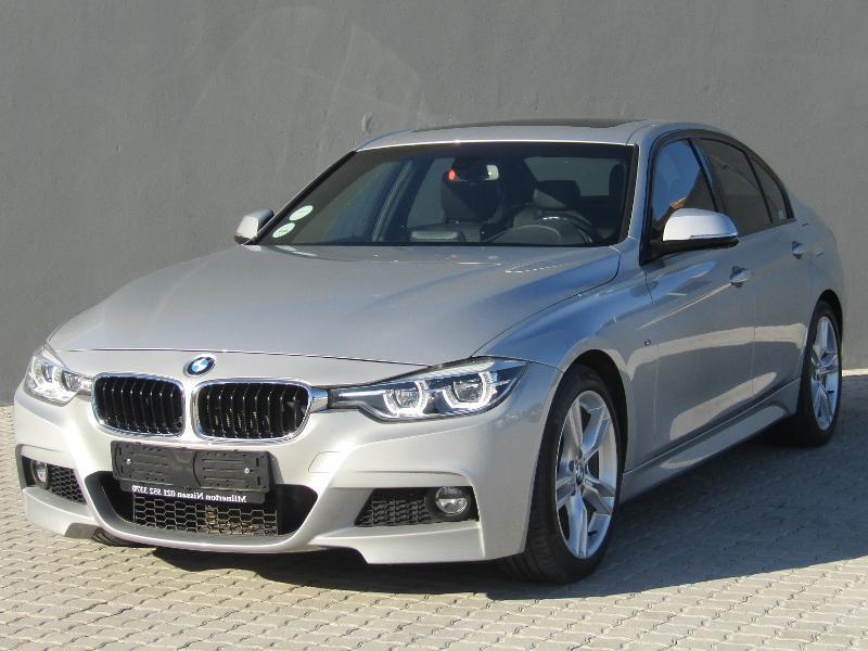 BMW 3 Series Sedan 320i M Sport Sports Steptronic