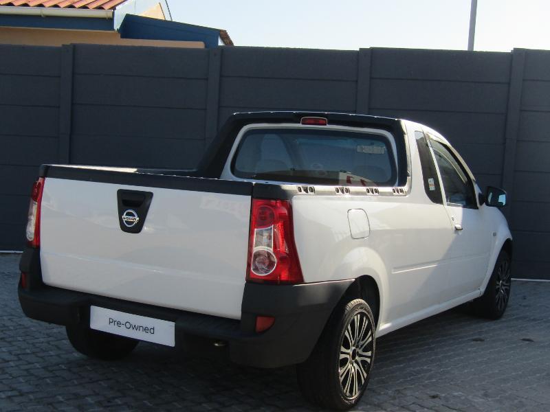 Nissan NP200 1.6 8V A/C