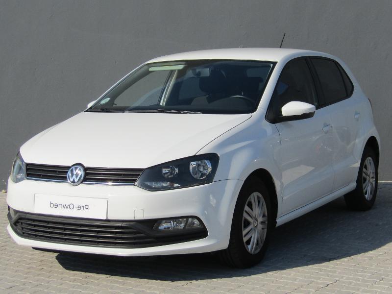 Volkswagen Polo 1.2 Tsi Trendline