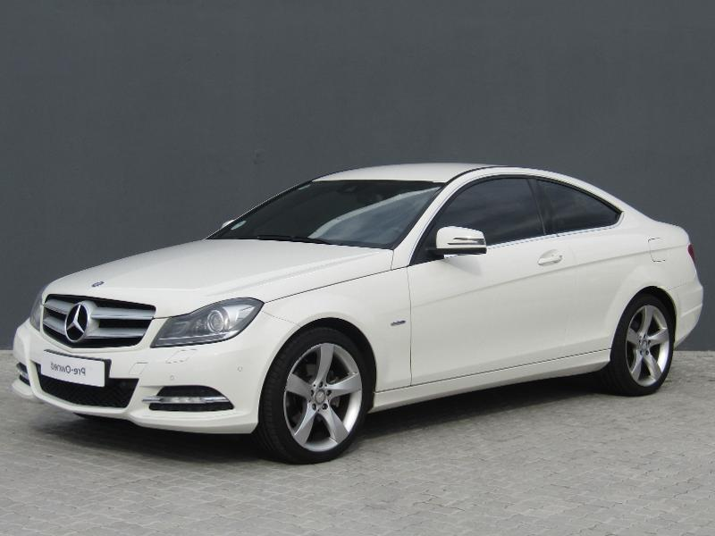 Mercedes C-Class Coupe 250 7G-Tronic