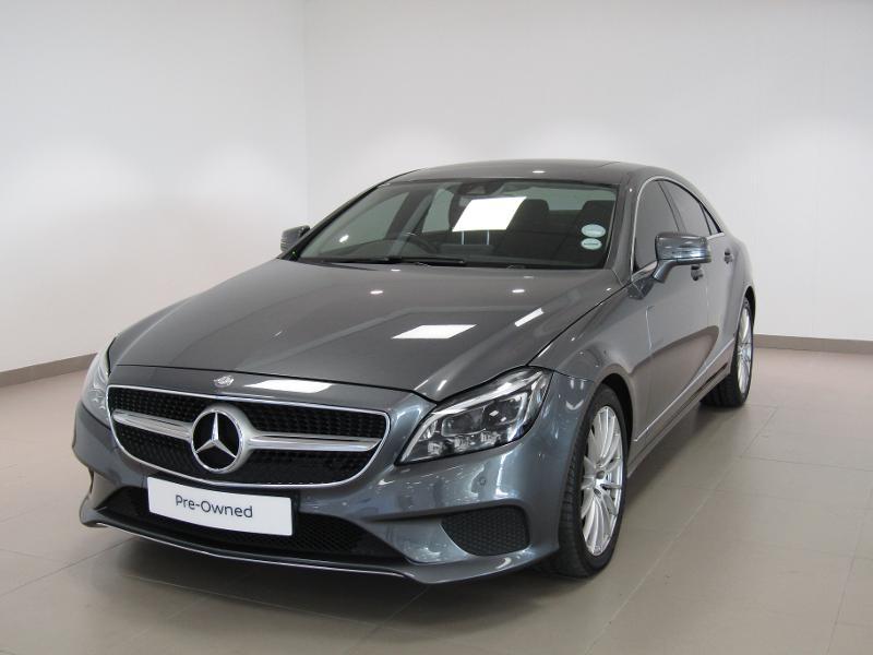 Mercedes-Benz Cls Cls 350 Bluetec Amg 9G-Tronic Plus