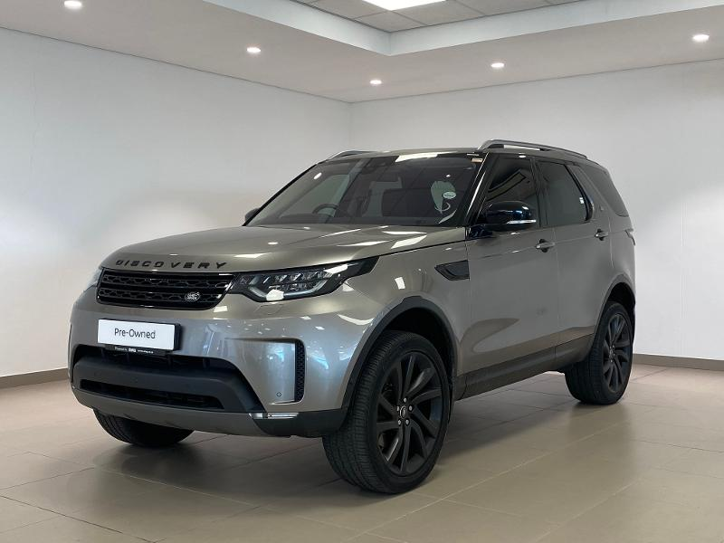 Land Rover Discovery My17 3.0 Td6 First Edition