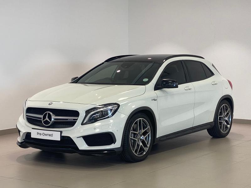 Mercedes-Benz Gla Gla 45 Amg 4matic 7G-Dct