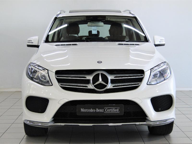 Mercedes-Benz Gle Suv Gle 350 D 9G-Tronic
