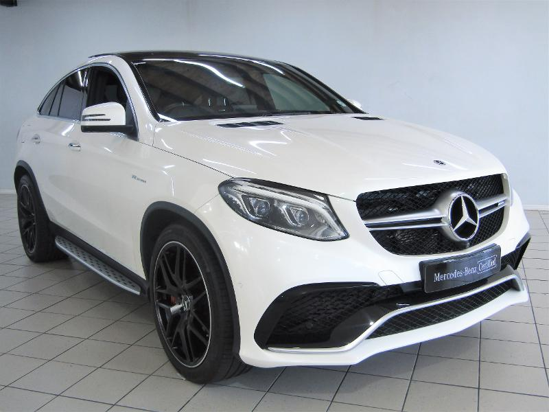 Mercedes-Benz Gle Coupe Mercedes-Amg Gle 63 S Speedshift Pl