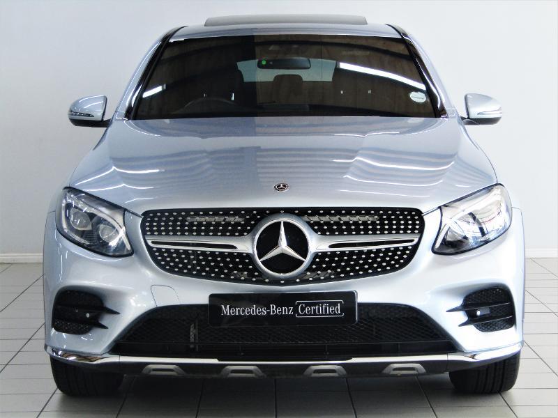 Mercedes-Benz Glc Coupe Glc 350 D 4matic Amg 9G-Tronic