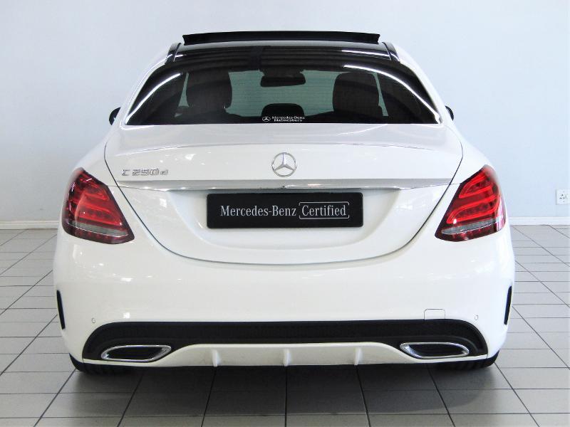 Mercedes-Benz C-Class Sedan C 250 Bluetec Amg 7G-Tronic Plus