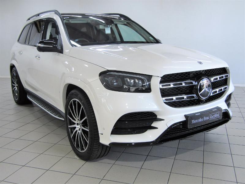 Mercedes-Benz Gls 400d 9G-Tronic