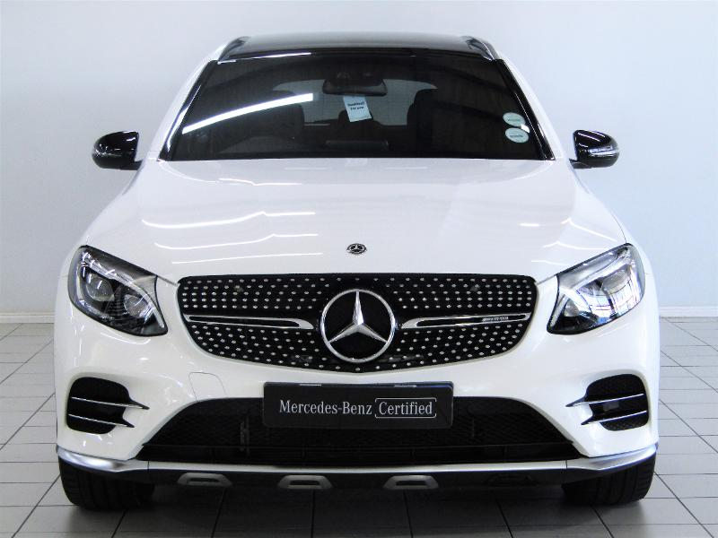 Mercedes-Benz Glc Mercedes-Amg 43 9G-Tronic