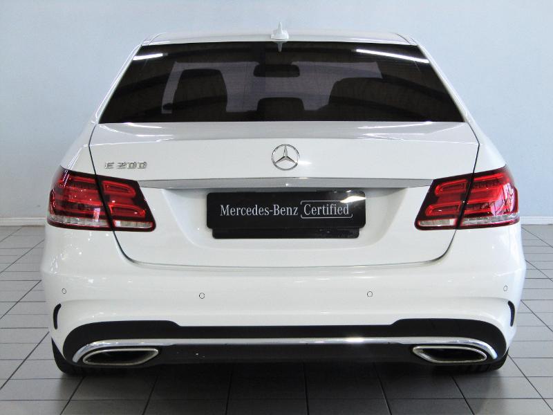 Mercedes-Benz E-Class Sedan E 200 Amg 9G-Tronic
