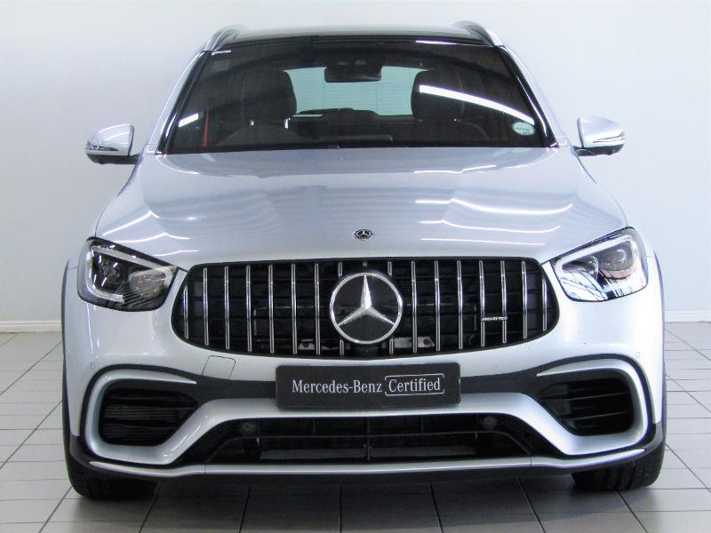 Mercedes-Benz MB GLC GLC 63 S 4Matic