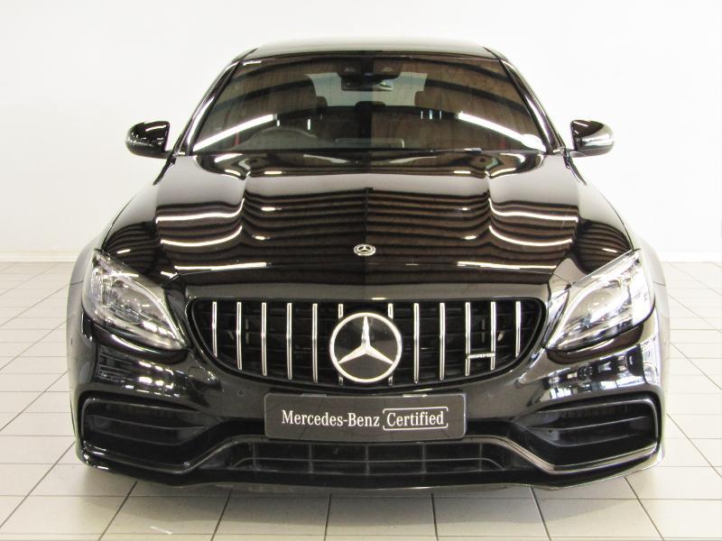 Mercedes-Benz C-Class Sedan Mercedes-Amg C 63 S Speedshift Mct