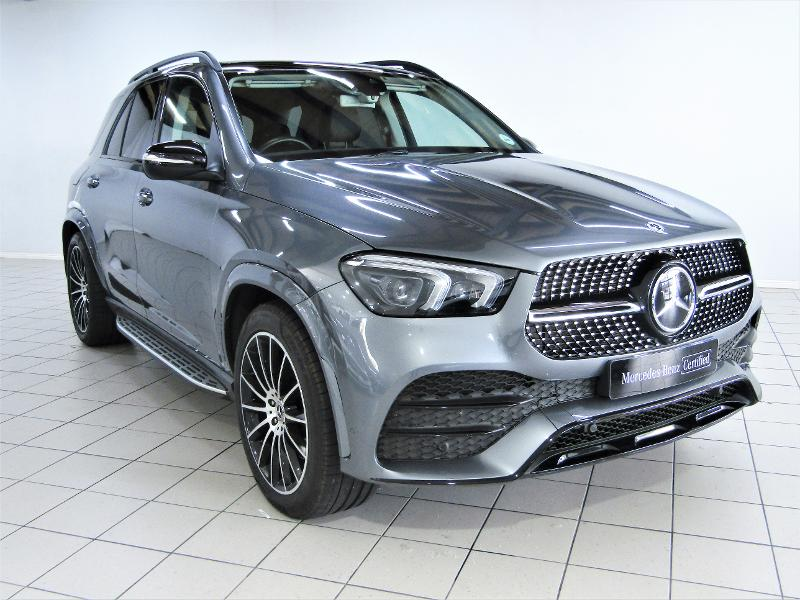 Mercedes-Benz Gle Suv 300d 4matic 9G-Tronic