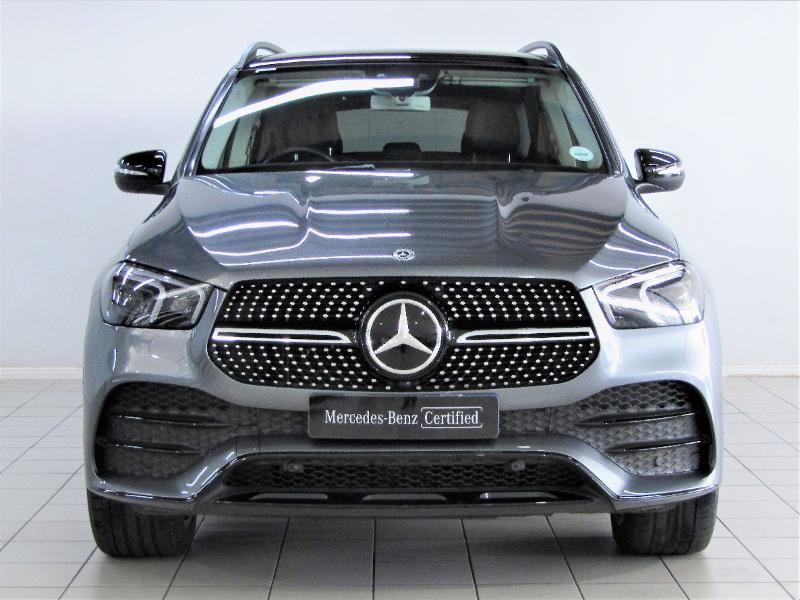 Mercedes-Benz Gle Suv 300d Lwb 9G-Tronic