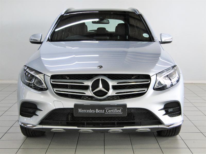 Mercedes-Benz Glc 220 D 4matic Amg 9G-Tronic