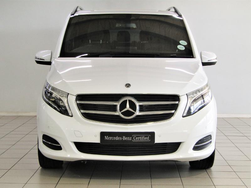 Mercedes-Benz V-Class V 220 Cdi Avantgarde 7G-Tronic
