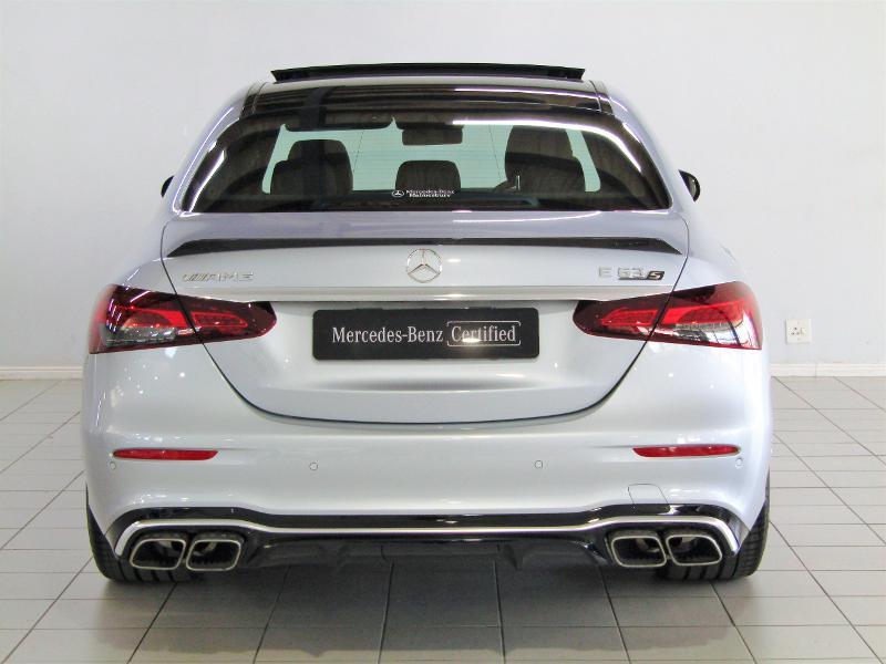 Mercedes-Benz E-Class Sedan AMG E63 S 4MATIC