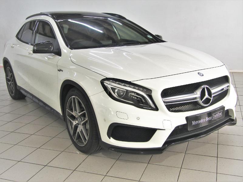 Mercedes-Benz Gla Mercedes-Amg Gla 45 4matic 7G-Dct