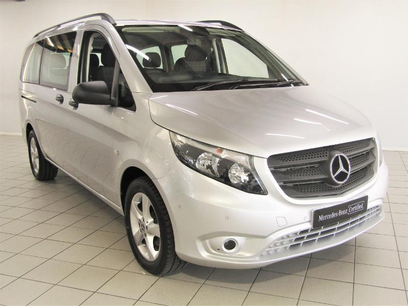 Mercedes-Benz Vito 116 2.2 Cdi Tourer Select At