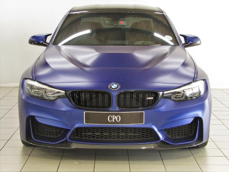 BMW M3 Sedan M-Dct