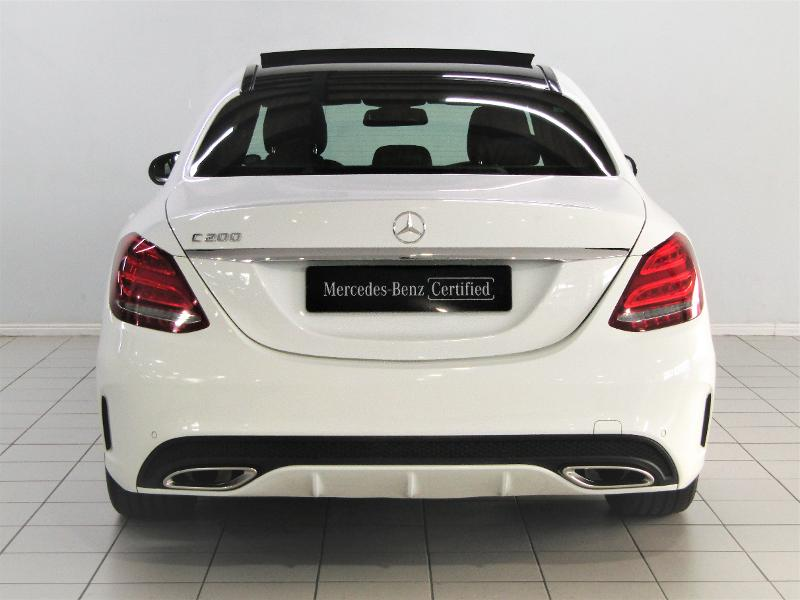 Mercedes-Benz C-Class Sedan C 200 Amg 9G-Tronic