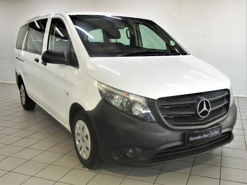 Mercedes-Benz Vito 116 2.2 Cdi Tourer Pro At