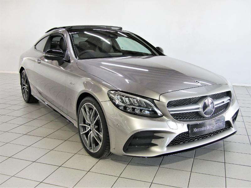 Mercedes-Benz C-Class Coupe Mercedes-Amg C 43 4matic 9G-Tronic