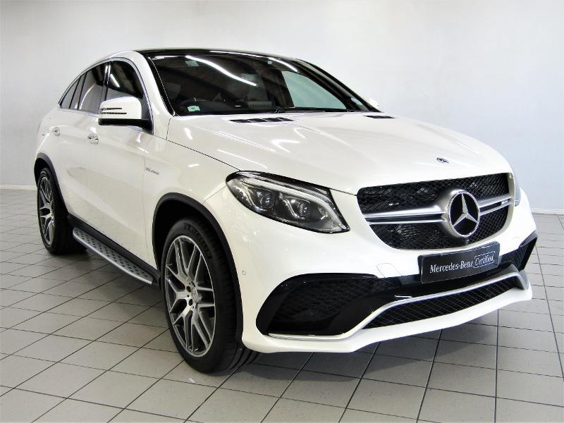 Mercedes-Benz Gle Coupe GLE 63 S Coupe (C292)