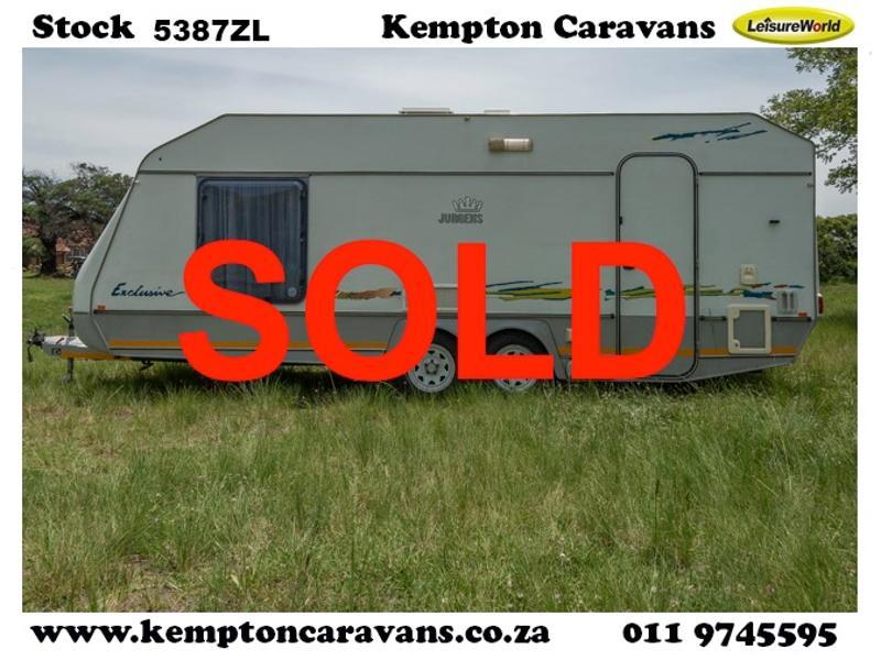 Caravan Jurgens Exclusive KC:5387ZL ID
