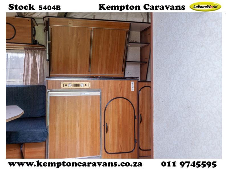 Caravan Jurgens Fleetline KC:5404B ID