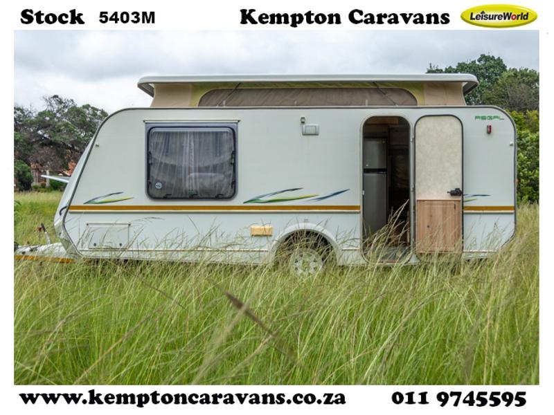 Caravan Gypsey Regal KC:5403M ID