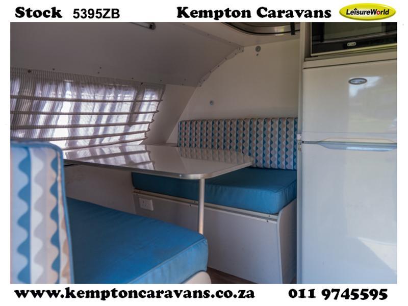 Caravan Sprite Tourer SW KC:5395ZB ID