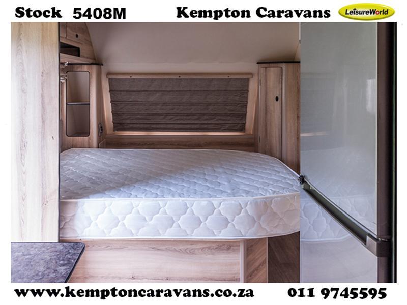 Caravan Quantum Comfort KC:5408M ID