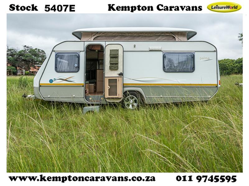 Caravan Jurgens Palma KC:5407E ID